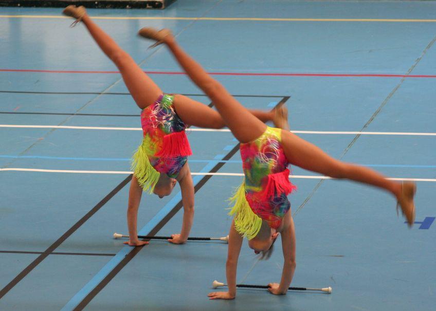 Twirling Sport
