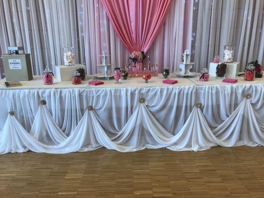 Décoration de mariages et d'événements : Event Is